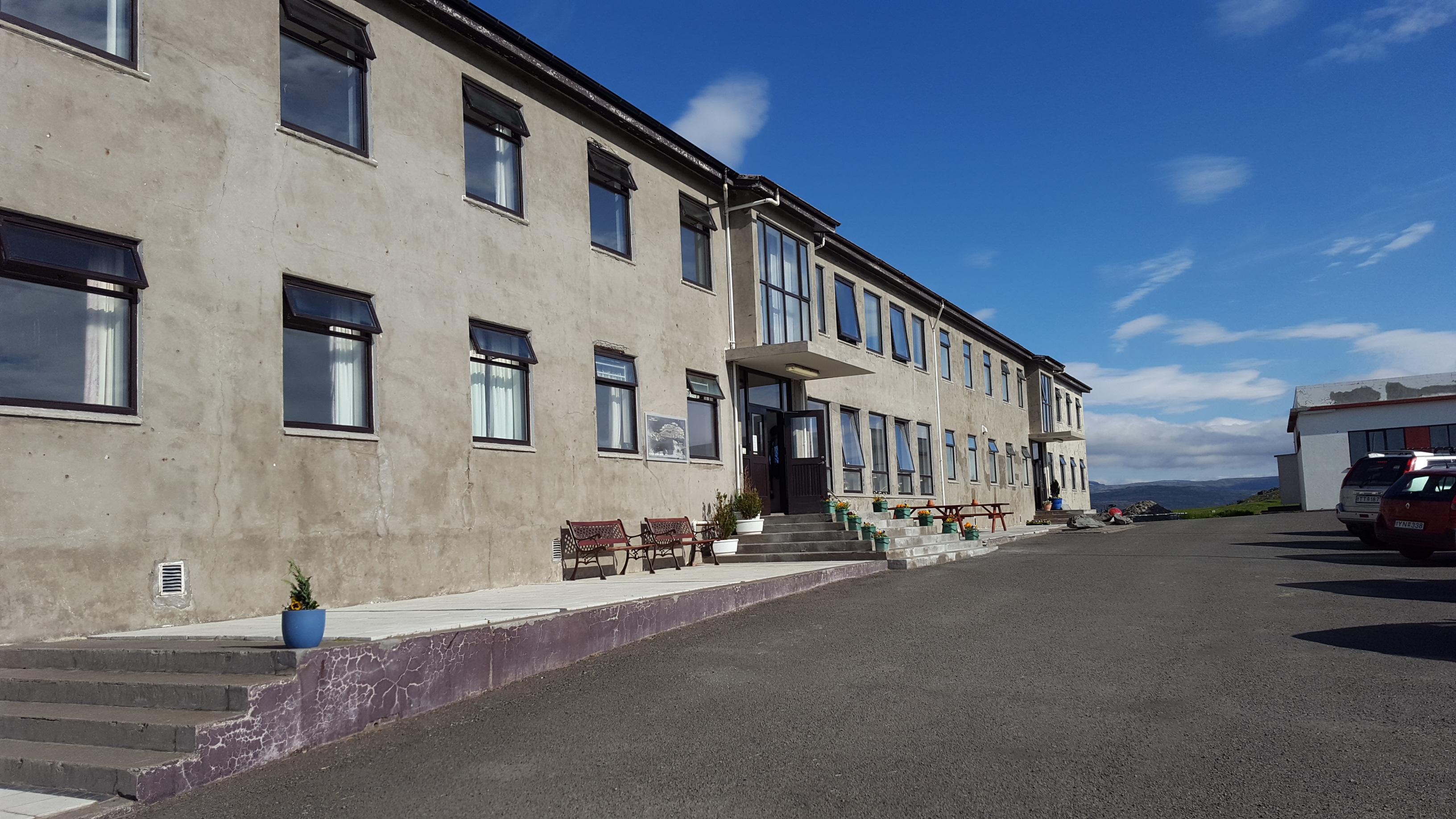 Hotell Reykjanes,